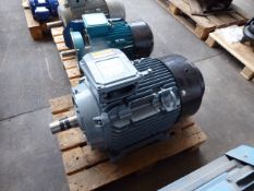 Brook Crompton W-DE200LNX motor, 30kw, 255kg