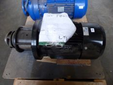 Grundfos end section pump without bowl, 12.7kw, 123kg