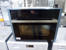 C27MS22H0BB Neff Compact oven with microwave No obvious damge