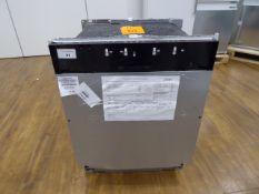 SMV40C40GBB Bosch Dishwasher fully integrated 60cm