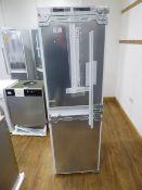 KI85NADE0GB Siemens Integrated fridge/freezer