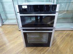 U1ACI5HN0BB Neff Double oven No obvious damage