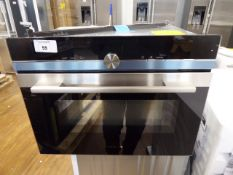 CM633GBS1BB Siemens Compact oven with microwave