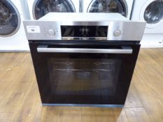 HBS534BS0BB Bosch Oven Loose glass in front