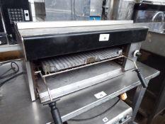 80cm gas Salamander-style grill