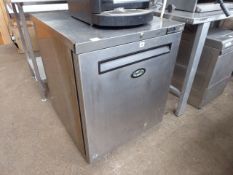 (38) 70cm Foster model LR200 under counter single door freezer