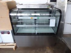 1 - (TN8) 120cm Blizzard Model Ez-DC370 refrigerated display cabinet with rear facing sliding doors