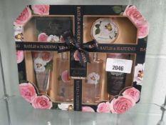 Bayliss & Harding shower gel bath set in keepsake box