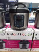 (TN27) - Instant Pot multi use pressure cooker with box