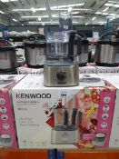 (TN70) - Kenwood multi pro compact plus food processor with box
