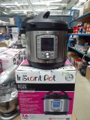 (TN85) - Instant Pot duo evo plus multi use pressure cooker with box