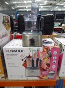 (TN73) - Kenwood multi pro compact plus food processor with box
