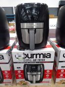 (TN21) - Gourmet digital air fryer with box