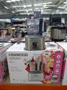 (TN72) - Kenwood multi pro compact plus food processor with box