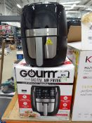 (TN75) - Gourmet digital air 5.7L fryer with box