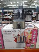(TN71) - Kenwood multi pro compact plus food processor with box