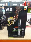 (TN13) - Braun multi quick 9 hand whisker with box