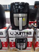 (TN22) - Gourmet digital air fryer with box