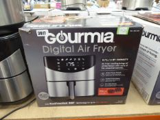 (TN9) - Gourmet 5.7L digital air fryer with box