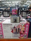 (TN69) - Kenwood multi pro compact plus food processor with box