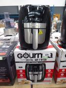 (TN51) - Gourmet digital air fryer with box