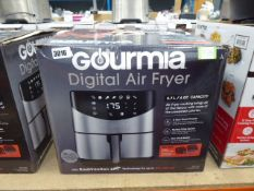 (TN10) - Gourmet 5.7L digital air fryer with box