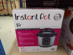 (TN80) - Instant Pot multi use pressure cooker with box