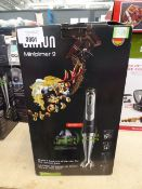 (TN29) - Braun multi quick 9 hand whisker with box