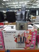 (TN74) - Kenwood multi pro compact plus food processor with box