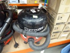 (TN83) - Henry micro vacuum cleaner with pole