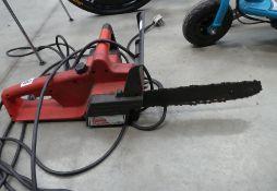 Sympa electric chainsaw