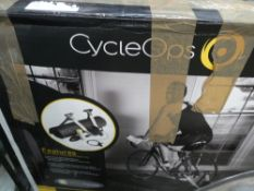Cyclops bike trainer