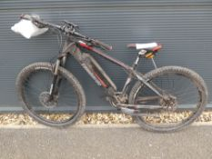 Lombardo electric mountain bike No charger