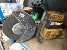 4051 - Partner petrol powered disc cutter