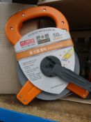 4038 - 50m professional style tape measure