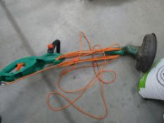 2 electric strimmers