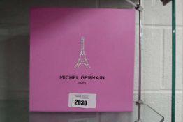 Michael Germain perfume gift set with 125ml perfume with box