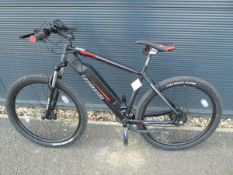 Lombardo electric bike with charger