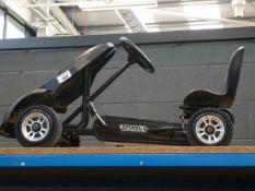 Batman 4 wheeled go-kart
