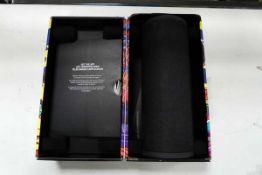 Ultimate Ears Megablast portable bluetooth speaker with box