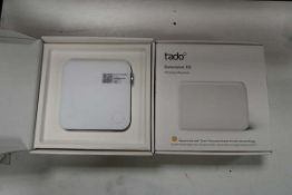 Tado smart thermostat starter kit with extension kit (boxed)