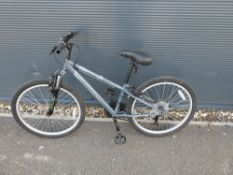 Grey Apollo childs bike