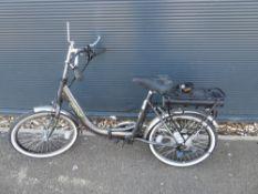 Orus E1000 foldup electric bike (no charger)