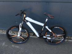 4027 - Black Extreme mountain bike