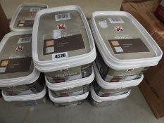 4442 10 pots of tile floor renovator