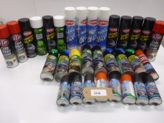 Car products including Carpet & Upholstery cleaners, air fresheners, Carb Spray, Stone Guard,