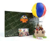 A Robert Harrop Camberwick Green figure: CGS10 The Mayor and Lord Belborough The Balloon, boxed