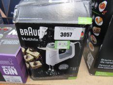 (TN61) Braun Multi Mix 500, with box