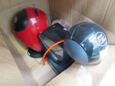 2 unboxed Nescafe Dulce Gusto coffee machines