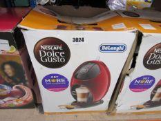 Nescafe Dulce Gusto Jovia coffee machine, with box